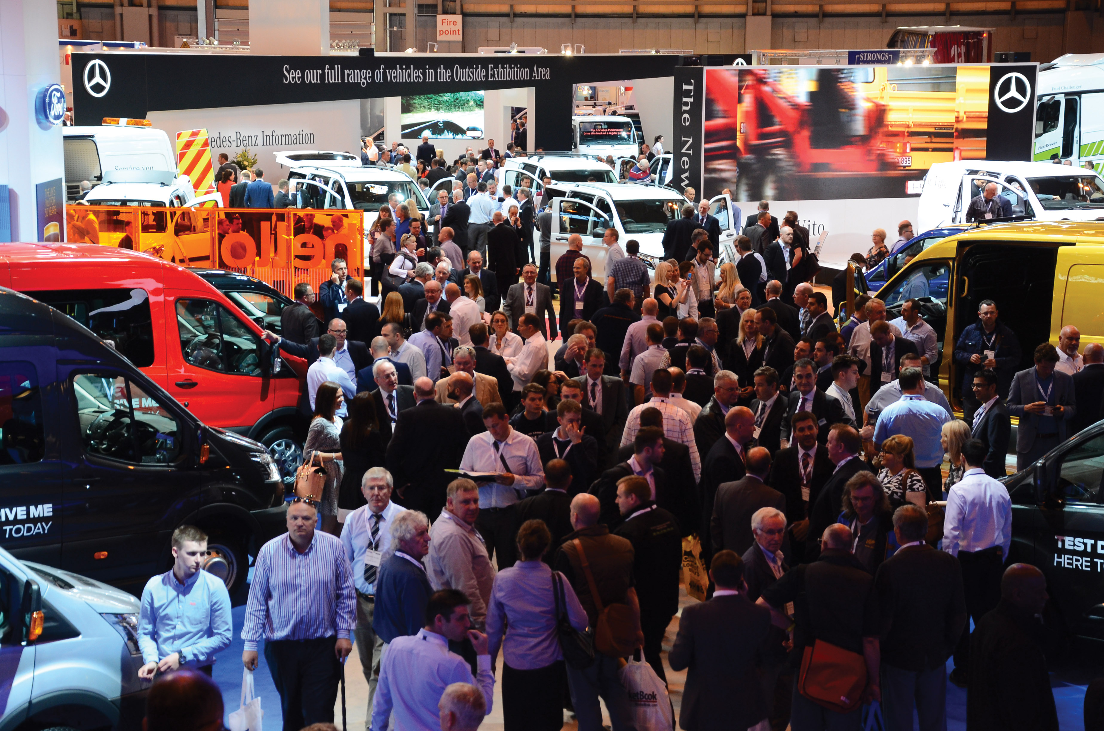 a truck load of choice at the commercial vehicle show a truck load of choice at the 2016 commercial vehicle show government business
