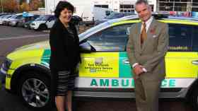 Funding for new Lincolnshire 'falls response' ambulance pilot