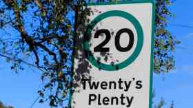 £1.5 million for 20mph roads in Somerset