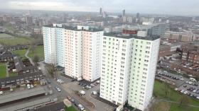 Energy efficiency improvements for Leeds council housing