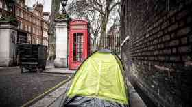 New role to help end rough sleeping in London