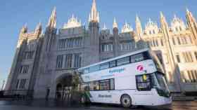 10 new hydrogen buses for Aberdeen's fleet