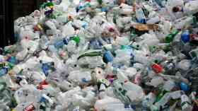 Plastic bottle waste out of control in London