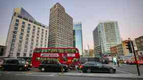 Reduction in London NO2 levels greater than elsewhere