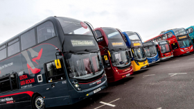 Investment provokes more bus journeys in the West Midlands