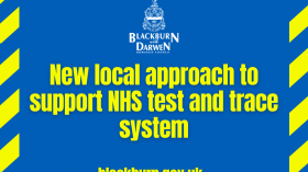 Blackburn with Darwen launches own tracing system