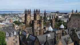Edinburgh pledges further funding for net zero work
