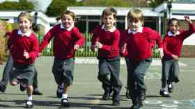 Physical activity may help to close gap in school attainment