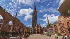 UK City of Culture 2021 to be hosted by Coventry