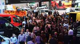 A truck load of choice at the 2016 Commercial Vehicle Show