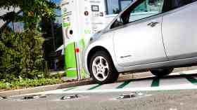 Innovative electric vehicle charging zones to be rolled out in Edinburgh