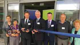 Cornwall Council celebrates Energy Recovery Centre opening