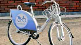 Docked bike hire scheme for Cardiff