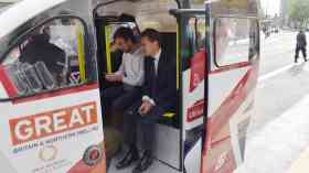 West Midlands is UK's first Future Mobility Area