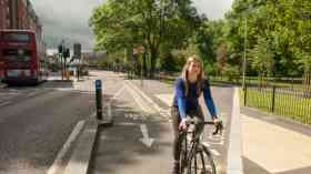 Copenhagen-inspired cycling assessment to get further UK roll out