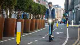 Trial of rental e-scooters begins in London