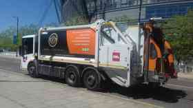 Manchester to see 27 new eco-friendly bin lorries