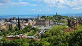 Ten-year plan for Edinburgh's net zero carbon transport system