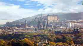 Edinburgh becomes first city to set end poverty date