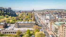 Retrofit of Edinburgh's buildings key to net zero plan