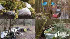 One million fly-tipping incidents a year