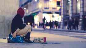 Government must act now on rough sleeping