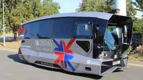Solihull leads the drive in driverless technology