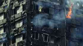 London councils plan £380m fire safety spend