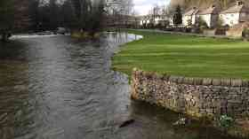 Inland flood defences save the UK £1.1bn a year