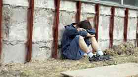 Homeless families rises by 17 per cent