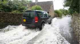 Six in ten have never checked their flood risk