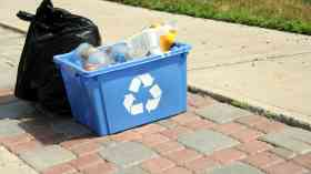 Council's clampdown on contaminated recycling
