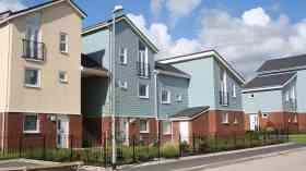 New build homes hits nine year high