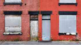Over 200,000 homes in England lying empty