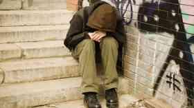 Mayor donates 15 per cent of salary to homelessness