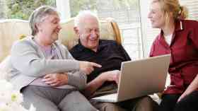 England left behind in social care funding race