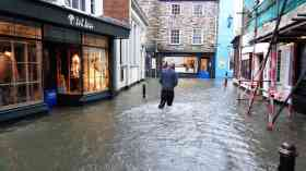 Tenth of new homes built on land with high flood risk