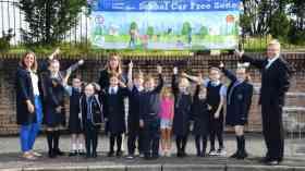 Car Free Zones introduced outside six Glasgow schools