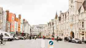 Zero Emission Zone Pilot approved for Oxford