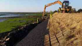 The UK's largest flood and coastal erosion event