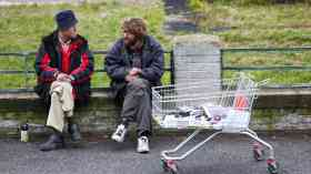 UK faces elderly homelessness 'time bomb'