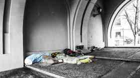 Charities to benefit from support for rough sleepers