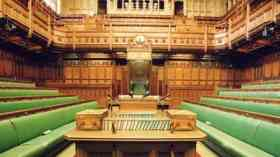 Remote voting allowed for MPs for first time