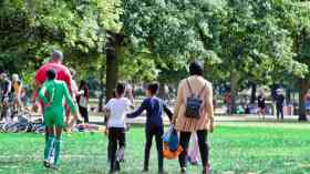 Levelling-up playing fields, parks and green spaces
