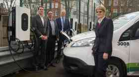 Islington Council starts vehicle-to-grid charging project