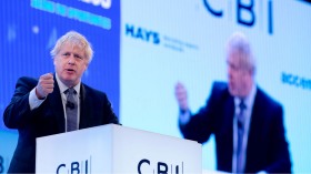 Johnson delays corporation tax cuts to help fund NHS