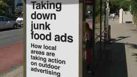 Calls for greater powers to restrict junk food adverts