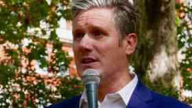 Starmer announced as new Labour leader