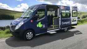 Electric minibus provides accessible transport in Kent