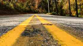 Road maintenance: don't stop now